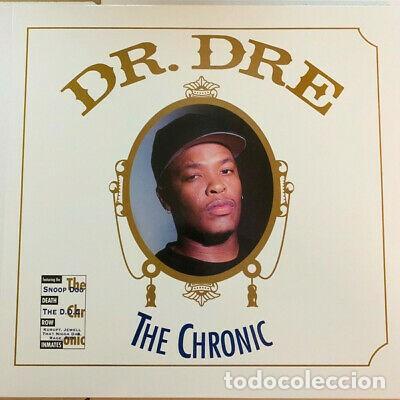 DR. DRE – THE CHRONIC -LP- (Música - Discos - LP Vinilo - Rap / Hip Hop)