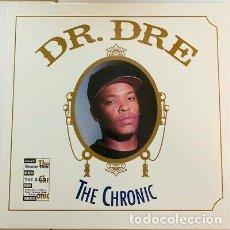 Discos de vinilo: DR. DRE – THE CHRONIC -LP-. Lote 262175520
