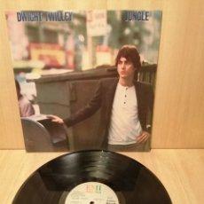 Discos de vinilo: DWIGHT TWILLEY. JUNGLE.. Lote 218140100