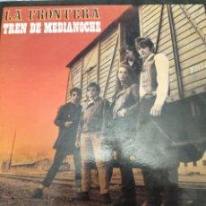 Discos de vinilo: LA FRONTERA LP. Lote 218141611