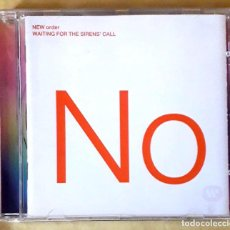 Discos de vinilo: NEW ORDER . WAITING FOR THE SIREN'S CALL. Lote 218143322
