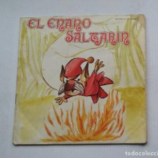Discos de vinilo: EL ENANO SALTARIN. SINGLE. TDKDS13. Lote 218144983