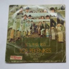 Discos de vinilo: LOS PEKENIKES. - EL TIEMPO VUELA - SINGLE. TDKDS13. Lote 218145721