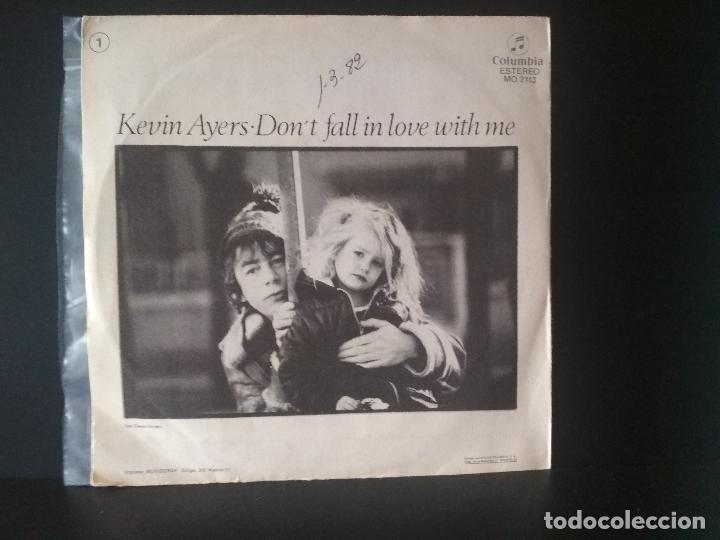 Discos de vinilo: KEVIN AYERS ANIMALS + 1 single spain 1982 pdeluxe - Foto 2 - 218152458