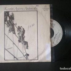 Discos de vinilo: KEVIN AYERS ANIMALS + 1 SINGLE SPAIN 1982 PDELUXE. Lote 218152458