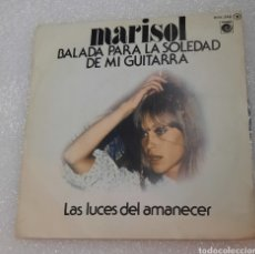 Discos de vinilo: MARISOL - BALADA PARA LA SOLEDAD DE MI GUITARRA. Lote 289351358