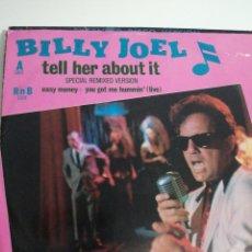 Discos de vinilo: MAXI DISCO VINILO BILLY JOEL. Lote 218159792