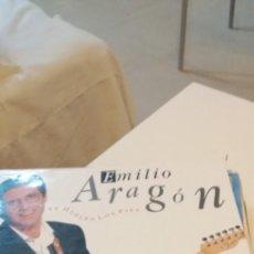 Discos de vinilo: BAL-7 DISCO GRANDE 12 PULGADAS EMILIO ARAGON TE HUELEN LOS PIES. Lote 218160442