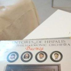 Discos de vinilo: BAL-7 DISCO GRANDE 12 PULGADAS CANTORES DE HISPALIS ROYAL PHILHARMONIC ORCHESTRA DANZA. Lote 218160667
