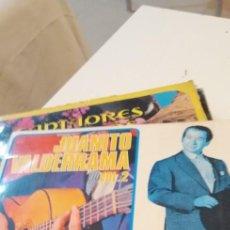 Discos de vinilo: BAL-7 DISCO GRANDE 12 PULGADAS JUANITO VALDERRAMA VOL 2. Lote 218160778