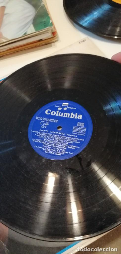 Discos de vinilo: BAL-7 DISCO GRANDE 12 PULGADAS JUANITO VALDERRAMA VOL 2 - Foto 3 - 218160778