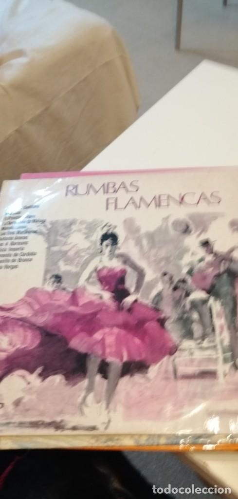 BAL-7 DISCO GRANDE 12 PULGADAS RUMBAS FLAMENCAS / FLORES EL GADITANO ANTONIO ARENAS ALICIA IMPERIO M (Música - Discos - LP Vinilo - Flamenco, Canción española y Cuplé)