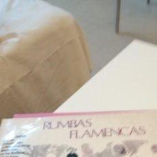 Discos de vinilo: BAL-7 DISCO GRANDE 12 PULGADAS RUMBAS FLAMENCAS / FLORES EL GADITANO ANTONIO ARENAS ALICIA IMPERIO M. Lote 218161008