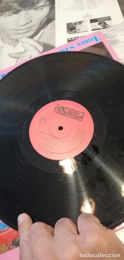 Discos de vinilo: BAL-7 DISCO GRANDE 12 PULGADAS SEVILLANAS - JUANITO VALDERRAMA Y DOLORES ABRIL - POR SEVILLANAS - Foto 4 - 218161256