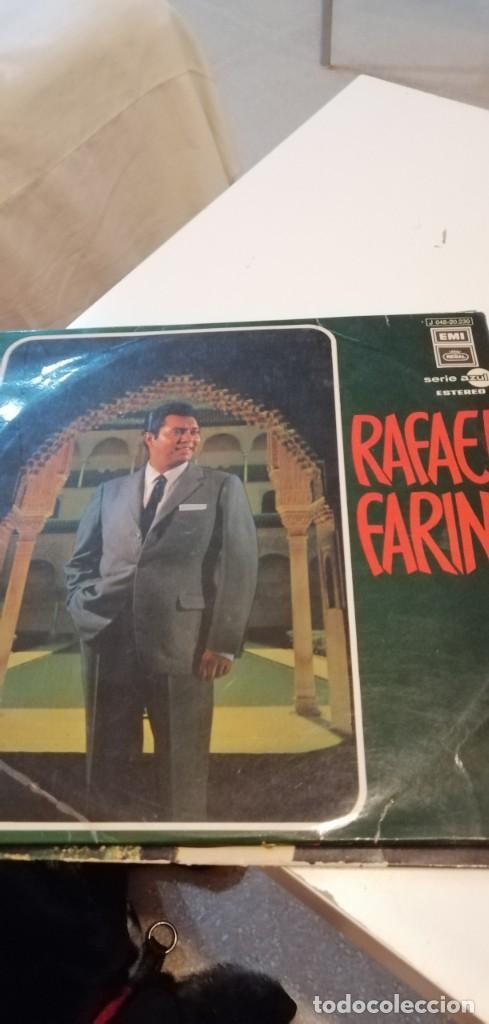 BAL-7 DISCO GRANDE 12 PULGADAS RAFAEL FARINA SERIE AZUL TUNA DE SALAMANCA ETC (Música - Discos - LP Vinilo - Flamenco, Canción española y Cuplé)