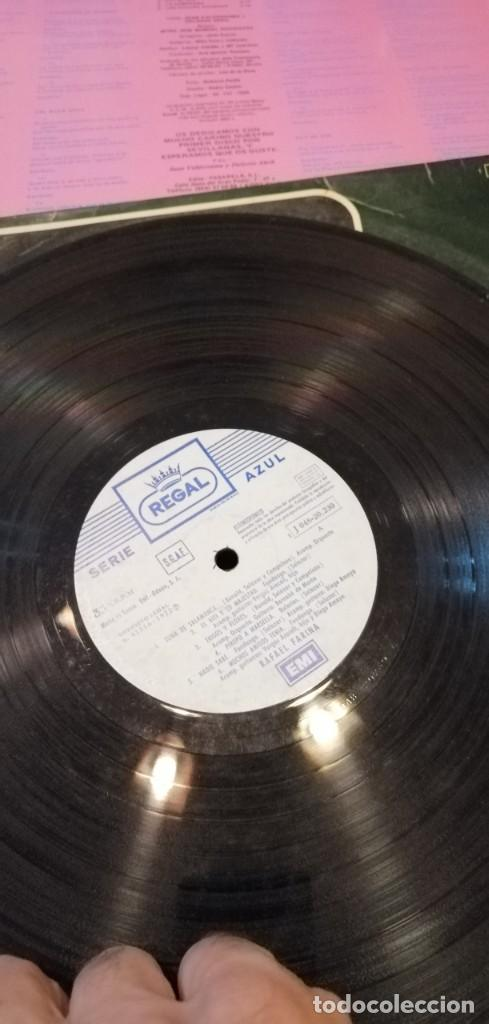 Discos de vinilo: BAL-7 DISCO GRANDE 12 PULGADAS RAFAEL FARINA SERIE AZUL TUNA DE SALAMANCA ETC - Foto 4 - 218161356
