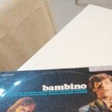 Discos de vinilo: BAL-7 DISCO GRANDE 12 PULGADAS LP DE BAMBINO - CANTA MI GITANA, FRACASO, HABLAME, VAMOS A DEJARLO AS. Lote 218161391