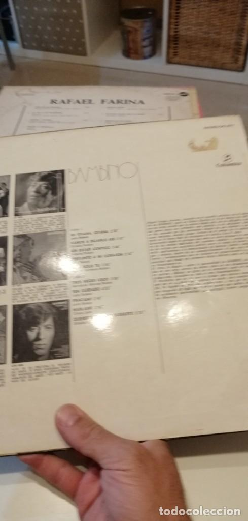 Discos de vinilo: BAL-7 DISCO GRANDE 12 PULGADAS LP DE BAMBINO - CANTA MI GITANA, FRACASO, HABLAME, VAMOS A DEJARLO AS - Foto 2 - 218161391