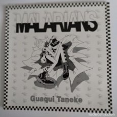 Discos de vinilo: MALARIANS. GUAQUI TANEKE. MINT!!. Lote 218165982