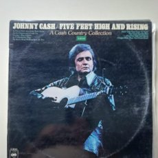 Discos de vinilo: JOHNNY CASH. Lote 218166227