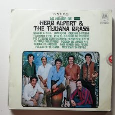 Discos de vinilo: HERB ALPERT & THE TIJUANA BRASS. Lote 218166825