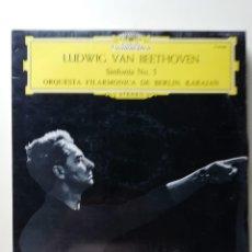 Discos de vinilo: LUDWIG VAN BEETHOVEN. Lote 218167903