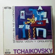 Discos de vinilo: TCHAIKOVSKY. Lote 218167918