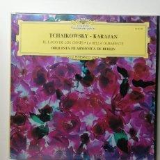 Discos de vinilo: TCHAIKOWSKY. Lote 218168580