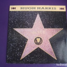Discos de vinilo: HUGH HARRIS - ALICE - SG CAPITOL 1989 - ELECTRONICA DISCO FUNK HOUSE - HIP HOP - SIN ESTRENAR. Lote 218168760