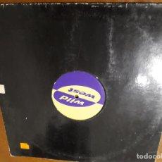 Discos de vinilo: LP-WILD WEST?????. Lote 218174871