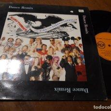 Discos de vinilo: EURYTHMICS ?– THE KING AND QUEEN OF AMERICA- RCA ?– PT 43400-MAXI-ESPAÑA-1989-. Lote 218177865