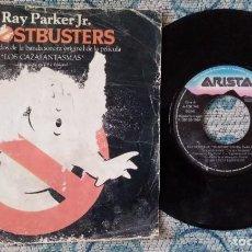 Discos de vinilo: SINGLE GHOSBUSTERS - ARISTA AÑO 1984. Lote 218178678