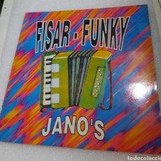 Discos de vinilo: JANO'S - FISAR-FUNKY. Lote 218182061