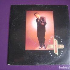 Discos de vinil: MATT BIANCO - DANCING IN THE STREET - SG WEA 1986 - ITALODISCO 80'S - DISCO - LEVE USO. Lote 218183765