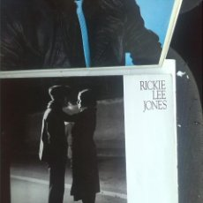 Discos de vinilo: RICKIE LEE JONES - PIRATES 1981. Lote 218185142