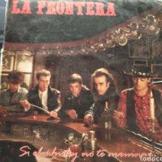 Discos de vinilo: LA FRONTERA LP. Lote 218185652