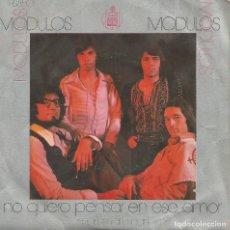 Discos de vinilo: MODULOS (EP). Lote 218192966