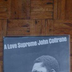 Discos de vinilo: JOHN COLTRANE – A LOVE SUPREME SELLO: IMPULSE! – GR-155 SERIE: VINYLES DE JAZZ – 3 FORMATO: VINYL. Lote 228875270