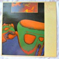 Discos de vinilo: LUIS EDUARDO AUTE - NUDO, DISCO VINILO LP, ARIOLA , 1985. Lote 218203873