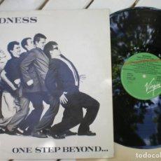 Discos de vinilo: MADNESS, ONE STEP BEYOND. Lote 218206310