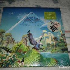 Discos de vinilo: LP ASIA - ALPHA (GEFFEN, 1983) EDICIÓN USA - ROCK PROGRESIVO, AOR, ROCK. Lote 218206681