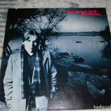 Discos de vinilo: LP PETER BAUMANN (TANGERINE DREAM) - TRANS HARMONIC NIGHTS (VIRGIN, 1979) ELECTRÓNICA. Lote 218206983