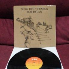 Discos de vinilo: BON DYLAN - SLOW TRAIN COMING LP. Lote 218209442