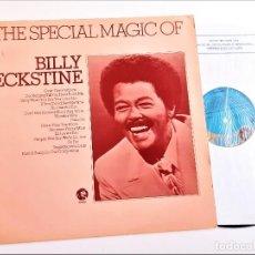 Discos de vinilo: VINILO THE SPECIAL MAGIC OF BILLY ECKSTINE. Lote 218209620