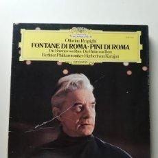 Discos de vinilo: FONTANE DI ROMA PINI DI ROMA. Lote 218216453