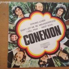 Discos de vinilo: CONEXION STRONG LOVE EP ORLADOR. Lote 218219350