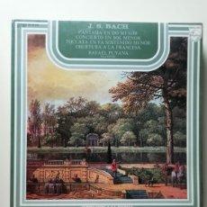 Discos de vinilo: J. S. BACH. Lote 218219982