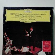 Discos de vinilo: CLAUDIO ABBADO. Lote 218220112