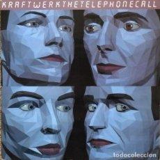 Disques de vinyle: KRAFTWERK THE TELEPHONE CALL. Lote 218225760