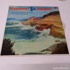 Discos de vinilo: DISCO LP TCHAIKOVKY 5TH SYMPHONY. Lote 218235785
